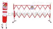 HT-076绝缘玻璃钢伸缩安全围栏片式