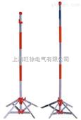 专业设计围栏架杆|伞式围栏支架|玻璃钢材质