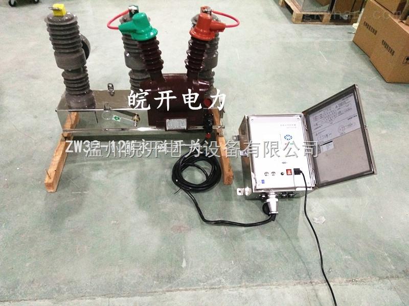 甘肃ZW32-12M/630智能永磁分界开关(带隔离刀闸)