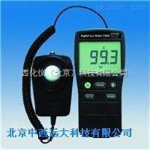 西化仪数字照度计 型号:SH7/7002库号:M392572
