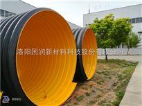 300-3000市政排污管排水波纹管