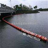 河水治理水面垃圾拦截浮筒