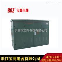 户外高压电缆分支箱DFW-10一进三出型10KV开关箱