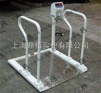 SCS进口轮椅秤,进口折叠式轮椅秤
