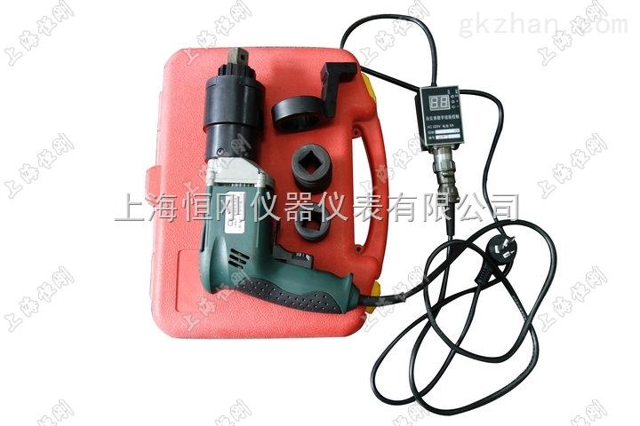 钢结构高强螺栓安装用的电动定扭矩扳手