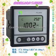 表盘式余氯在线监测仪 FCL3000 0~20mg/L 广州尚清环保科技
