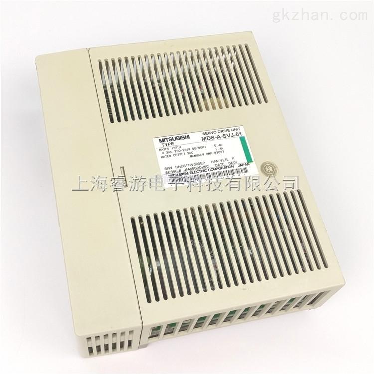 上海三菱伺服驱动器维修 MR-J3-700A故障报警AL15