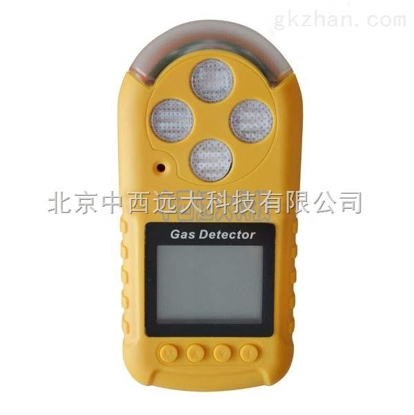 便携式复合气体检测仪/四合一气体检测仪中西器材