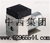 微型隔膜真空泵(德国) 型号:SG88-KNF8-N86KNDC