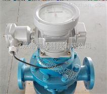 椭圆齿轮流量计 铸钢壳体,不锈钢转子成套(中西器材)TW03-LC-E/B40