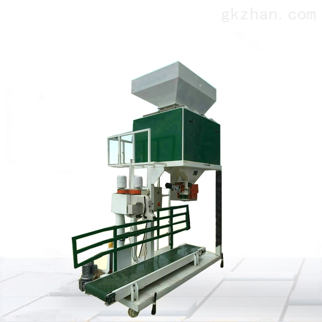 木质颗粒电子包装秤-30公斤称重装袋设备