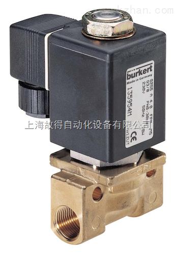 宝德0255高温高压电磁阀,burkert0255
