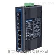 EKI-2526S-研华4+2光纤端口单模非网管型工业以太网交换机