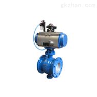 ZSHC型ZSHC型气动双偏芯半球球阀 侧装式球阀