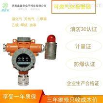 乙醇可燃气体报警器跳匣外型尺寸!