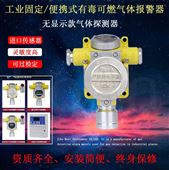 液氨泄露探测器氨气浓度超标报警仪