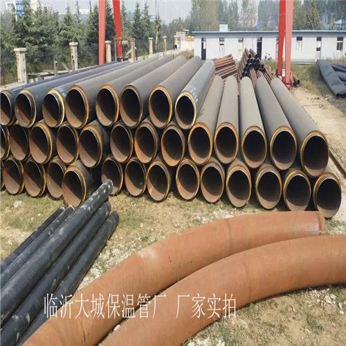镇江保温钢管厂家、聚氨酯直埋管价格.