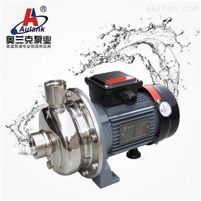 直销冰水机不锈钢循环泵