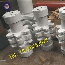 矿用59/09LL链轮组件刮板输送机配件