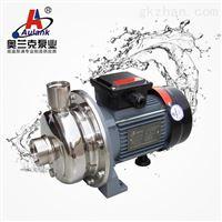 冷水机不锈钢冷水循环泵