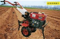 柴油松土除草微耕机果园施肥播种机