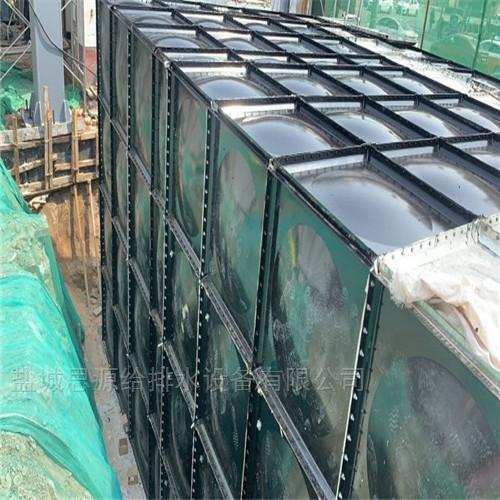 抗浮式BDF箱泵一體化防滲