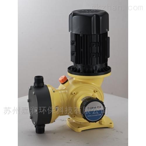力高GB1600/0.3絮凝剂投药泵代理销售