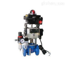ZSHO型ZSHO-16C气动耐腐蚀衬氟球阀 气动切断阀