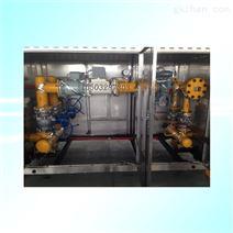 燃气调压箱 天然气计量调压柜构造