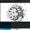 希而科优势供HBM U9C系列称重传感器