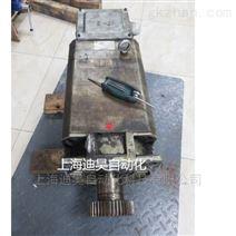 西门子伺服电机轴承座磨损维修