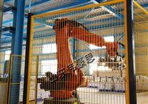 25kg塑料原料机械手拆垛机 自全动卸垛机