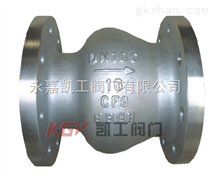 GLH41W-Y轴流式止回阀