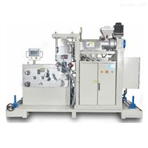 广州普同薄膜多层共挤流延成型实验机非标准