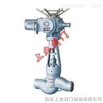 焊接电动截止阀