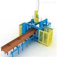 H型钢槽钢角钢工字钢钻孔设备 数控三维钻
