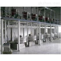 中科6FL系列皮芯全分离大型电动石磨面粉机