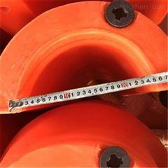 800*1000软性塑料拦污浮筒 食品级环保材质浮体