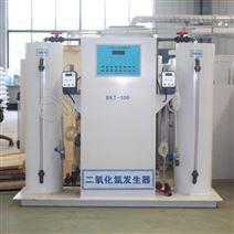 四川阿坝饮用水消毒二氧化氯发生器一体型号