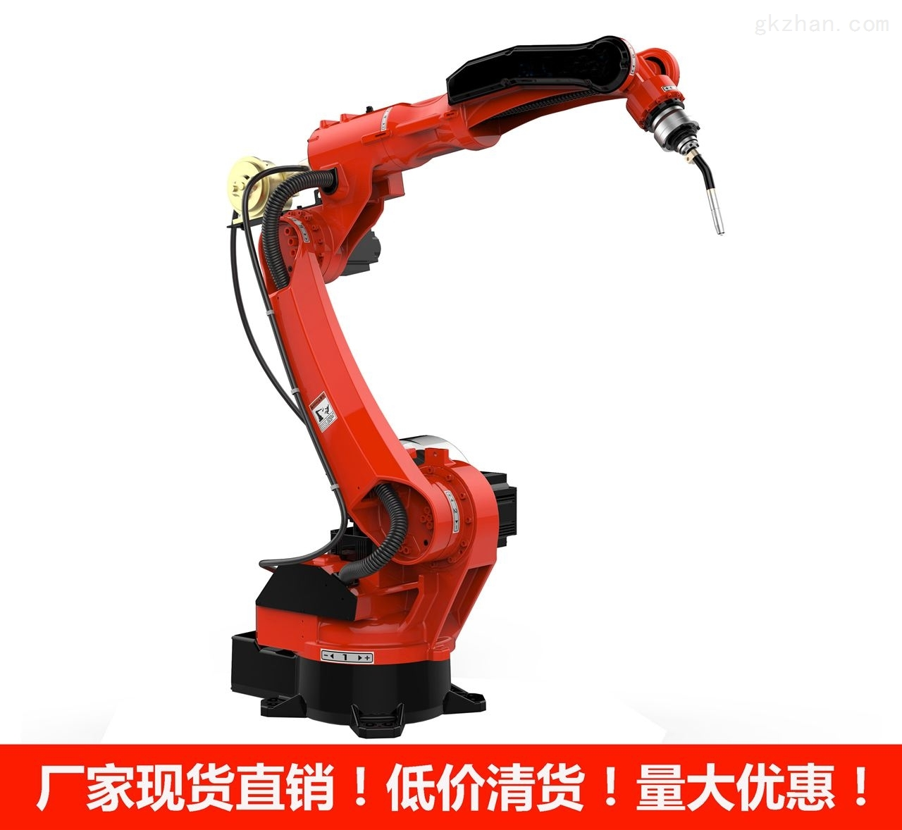 6轴智能焊接机器人