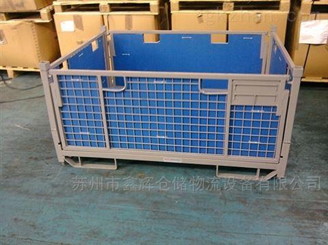 生产仓储折叠金属箱网箱