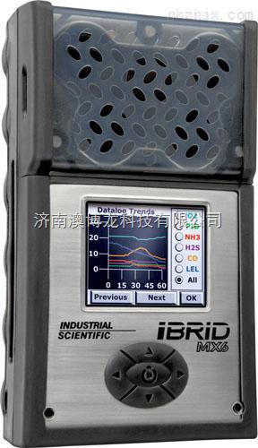 英思科MX6复合气体检测仪
