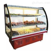 自助餐熟食点菜柜展示柜