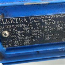 优势供应Elektra进口电机