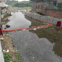 河道表层飘浮物拦污浮排
