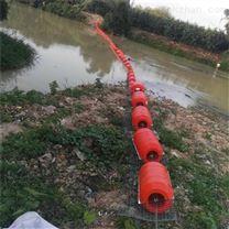 河道青苔拦污浮筒