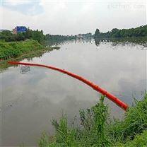 河道阻拦漂浮垃圾圆柱浮筒