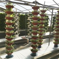 叠碗式立柱基质栽