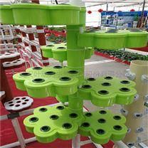 水培温室立体种植无土栽培螺旋仿生柱