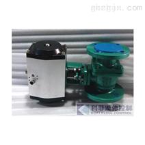 [促销] 气动衬氟球阀(Q641F46)